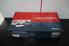 Matrox RT.X100 KIT/I Video Card WORKING BOXED