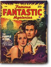 M P Shiel / Famous Fantastic Mysteries Vol 10 No 5 June 1949 Gillette Opium