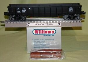 Williams / Bachmann NYC #6462 Gondola w/6 Barrel Load (O/027) wks w/ Lionel 2008