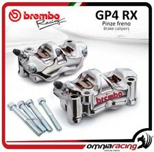 Pareja pinzas freno Brembo GP4-RX + espaciadores HONDA CBR 1000 RR 2006 dsk320