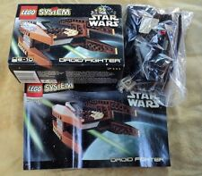 LEGO STAR WARS DROID FIGHTER 7111: 100% COMPLETE Box+Bricks+Instructions