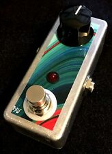 Saturnworks Compact Guitar Volume Pedal with LED and Footswitch