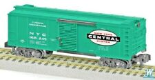 S Scale - AMERICAN FLYER 6-47961 NEW YORK CENTRAL Box Car with Operating Doors