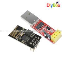 ESP8266 ESP-01 ESP-01S Serial Wireless Wifi Adapter Module USB CH340G Driver