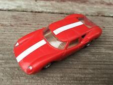 "Vintage AURORA Cigar Box Ford Red Lola GT  2.5"" Free Ship"
