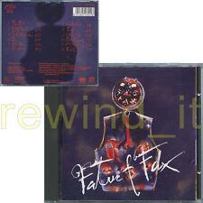 """FATUR & FAX """"OMONIMO"""" CD 1993 FUORI CATALOGO"""