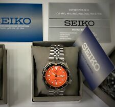 Seiko SKX011J2 SCUBA DIVER 200M UK SELLER