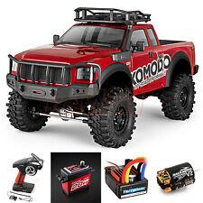 Gmade Komodo 1:10 RC Cars GS01 GM54000 ESC 35T Motor Servo Radio Combo #CB0889