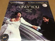 ONLY YOU LASERDISC LD Deluxe WS Robert Downey Jr  Marisa Tomei SEALED BRAND NEW