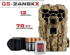 Stealth Cam STC-QS24NGKX, Trail Camera Combo 14MP Camo