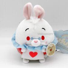 Authentic and Brand New Hong Kong Disneyland ufufy White Rabbit Plush Toy