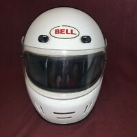 Bell Sport 3 Racer Series Auto Racing Full Face Helmet Size Large