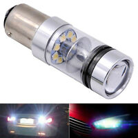 CREE XBD 100W 1157 S25 P21W BA15S LED Backup Light Car Reverse Bulb Lamp White