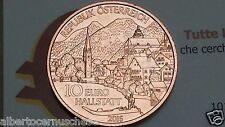 10 euro 2016 Cu Austria Autriche Österreich Oostenrijk Hallstatt Oberösterreich