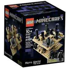LEGO ® Minecraft ™ 21107 Micro World-La fin de nouveau _ The end New
