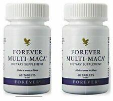 2 Forever MULTI MACA promote libido,sexual potency,energy,HALAL/KOSHER-Exp. 2024