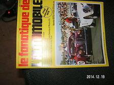 """** Fanatique de l""""Automobile n°125 Gnome & Rhone Hudson & course Aviation Michel"""