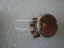 1 treble bleed, 1nF, 100k, single coil