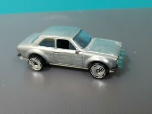 Hot Wheels PROTOTYPE '70 FORD ESCORD RS1600 RAW ZAMAC VVHTF!!