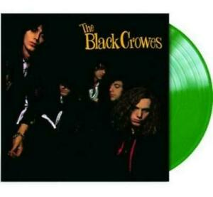 The Black Crowes Shake Your Money Maker Green Vinyl LP Sealed Limited Crease