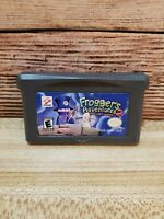 Frogger's Adventures 2: The Lost Wand. Nintendo Gameboy Advance GBA game