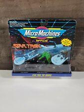 Micro Machines Star Trek 'The Movies' #65825 NIP