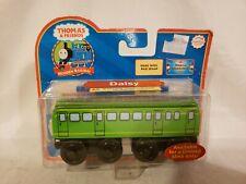 Thomas Wooden Railway Daisy Train blue windows version new in box