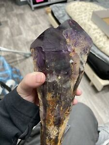 HUGE AMETHYST TWIN ROOT, Nearly 2.3KG.  THIS PIECE IS HUGE AND RARE!!
