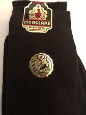 Vintage Ban-Lon Mens Black Dress Socks Size 10-13. New Old Stock