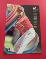 SHOHEI OHTANI 2018 TOPPS BOWMAN PLATINUM RC #34 CARD ANGELS