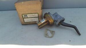 OEM Ford 1965 1966 1967 Fuel Pump Mustang Fairlane Falcon Carter 0-1932