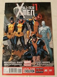 All New X-men Vol 1 #1 VF/NM Brian Bendis Marvel NOW Xmen