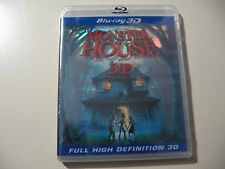 Monster House (Blu-ray Disc, 2010, 2D & 3D) Brand New and Sealed