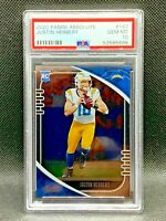 2020 Absolute Football Justin Herbert PSA 10 GEM MINT #167 RC Rookie Chargers