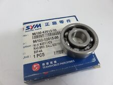 OEM SYM Fiddle DD Symphony 50 Radial Ball Bearing 6201T/C3 PN 96100-62013-00