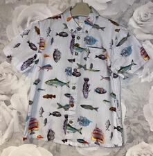 Boys Age 7-8 Years - Monsoon Short Sleeved Shirt