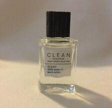 CLEAN Reserve Avant Garden White Amber & Warm Cotton EDP Mini Bottle .17 oz 5 Ml