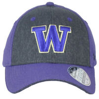 NCAA Zephyr Washington Huskies Fitted Stretch X-Large XL Men Adults Hat Cap