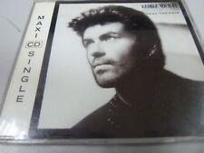 George Michael – Heal The Pain - Soul Free 1990  1ST RARE AUSTRIA TOP  MAXI-CD!