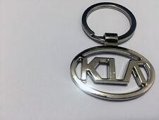 KIA CAR KEY CHAIN KEYRING STEEL GIFT KEYCHAIN