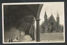 Den Haag  Binnenhof en Ridderzaal
