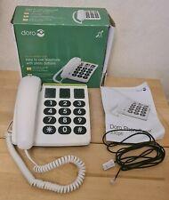 DORO 331 PH Big Button Photo Home Telephone - Elderly Dementia Hearing Impaired