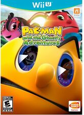 Pac-Man and the Ghostly Adventures (Nintendo Wii U, 2013)