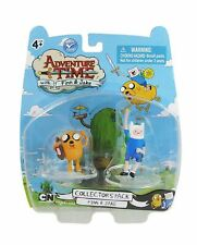 """Adventure Time Finn & Jake Collector's Pack 2"""" Inch Figures 14204"""