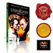 The Unforgiven (1960) - Burt Lancaster, Audrey Hepburn - DVD NEW