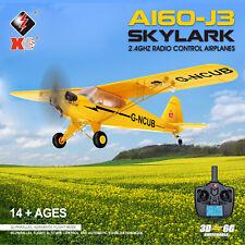 Wltoys A160 2.4G 5CH 3D/6G Bürstenlos RC Stunt Segelflugzeug Fernbedienung Drone
