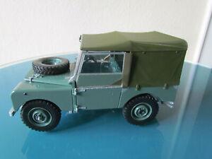 Minichamps 1:18 - LAND ROVER SERIE 1 - 1948 - grün Series 1
