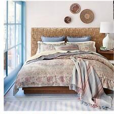 Ralph Lauren Half Moon Bay 7Pc Queen Comforter With Shams & Nadiya Sheet Set