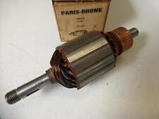 NEU - Original Paris-Rhone Anker für Anlasser 73627 G10R  Simca - NOS