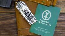RARITY: Goldpfeil Schlüsselanhänger/key chain Mercedes W196 (Caracciola Vintage)